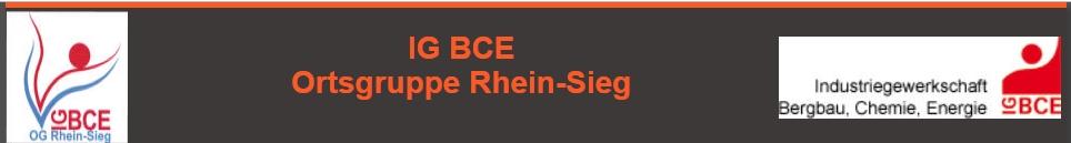 IGBCE OG Rhein-Sieg